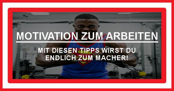 Motivation zum Arbeiten - motivationiskey.de