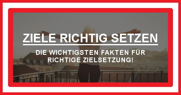 Ziele richtig setzen - motivationiskey.de