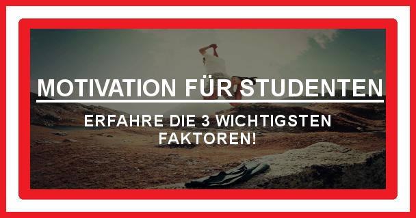 Motivation für Studenten - motivationiskey.de