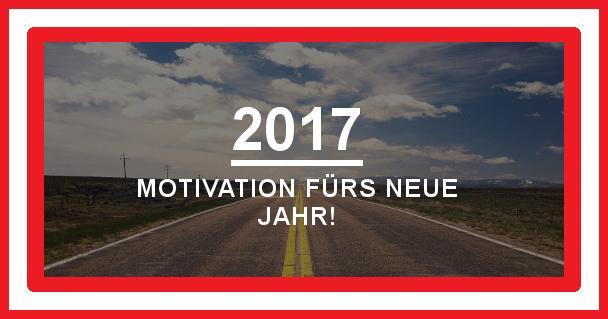 Motivation fürs neue Jahr - motivationiskey.de