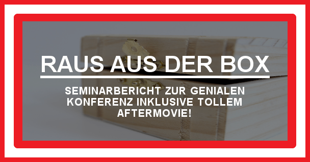 Raus aus der Box - motivationiskey.de