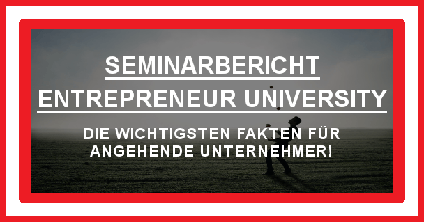 Entrepreneur University - motivationiskey.de