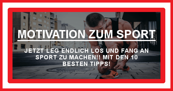Motivation zum Sport - motivationiskey.de