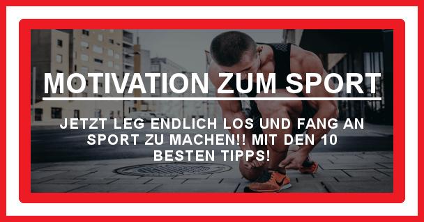 Motivation zum Sport - motivationiskey.de